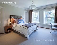 Thiết kế nội thất phòng ngủ tân cổ điển_29