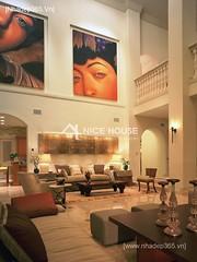 Thiết kế nội thất phòng khách tân cổ điển_054