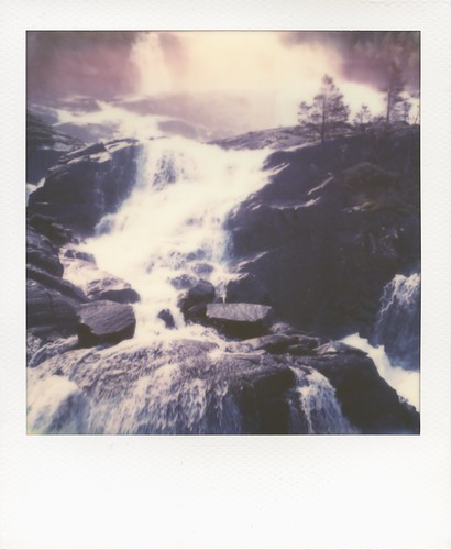 Langfoss - Polaroid version