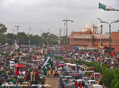 14TH AUGUST -THE INDPENDENCE DAY (Bashir Osman) Tags: pakistan independence independenceday karachi sindh paquistão azadi باكستان bashir mazarequaid 巴基斯坦 balochistan پاکستان travelpakistan 파키스탄 baluchistan pakistán majinnahroad کراچی pakistanindependenceday 14thaugust indusvalleycivilization パキスタン numaish youmeazadi yomeazadi пакистан карачи bashirosman gettyimagesmiddleeast كراتشي καράτσι કરાચી कराची aboutpakistan aboutkarachi travelkarachi પાકિસ્તાન পাকিস্তান pakistāna pakistanas bashirusman