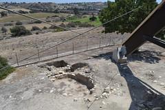 Kalavasos Tenta, Cyprus (@CyprusPictures) Tags: history archaeology culture cyprus dwelling tenta kalavasos neolithicvillage cypruspictures photosofcyprus thulbornchapmanphotography