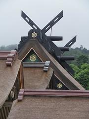 Western/Central Honshu Pilgrimage '14 #10 (tt64jp) Tags: history japan japanese shrine religion sacred  shimane spiritual  japon sanctuary izumo    shintoism      lhistoire  izumograndshrine  lhistoire