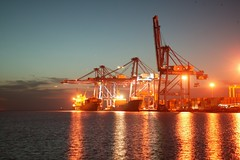 """The Port of djibouti • <a style=""""font-size:0.8em;"""" href=""""http://www.flickr.com/photos/62781643@N08/14826901996/"""" target=""""_blank"""">View on Flickr</a>"""
