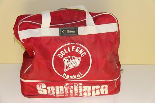 Borsone SANFILIPPO Collegno Basket 2