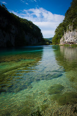 Croatia (Kiran Bahra) Tags: nature lakes croatia waterfalls plitvice