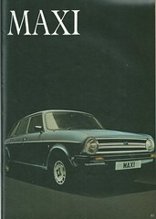 BL Austin Morris Rover and Triumph Brochure from October 1981 (dougie.d) Tags: marina austin metro mini rover triumph 1981 morris maxi bmc acclaim allegro britishleyland bl ital