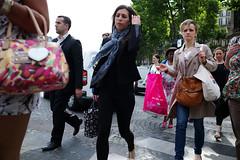 Parisian #27 (人間觀察) Tags: road street leica ltm trip people paris france travelling day path candid voigtlander 28mm stranger parisian m9 l39 f19 voigtlander28mmf19 leicam9