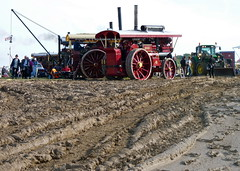 Great Dorset Steam Fair (picqero) Tags: travel england outdoors mud transport entertainment dorset tradition