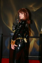 SDCC 2007 0651 (Photography by J Krolak) Tags: costume cosplay masquerade blackwidow comiccon sdcc sandiegocomiccon sandiegocomiccon2007 sdcc2007