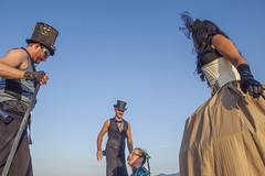 DSC__9741 (Lung S. Liu) Tags: city man black color colour art rock temple playa grace burning dust embrace 2014 caravansary