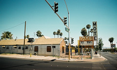 """*the """"other"""" fremont street experience: the gables motel*"""