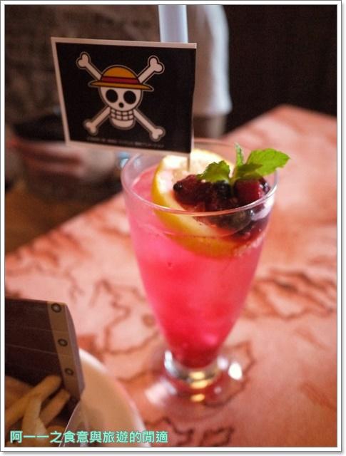 日本東京台場美食海賊王航海王baratie香吉士海上餐廳image025