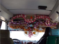 "Decoration in taxis Djibouti • <a style=""font-size:0.8em;"" href=""http://www.flickr.com/photos/62781643@N08/14996513052/"" target=""_blank"">View on Flickr</a>"