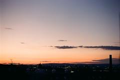 windows in the west (David J. Grant) Tags: color film 35mm scotland nikon kodak glasgow snap f65 plus soc n65