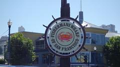 Fisherman's Wharf (Rosapolis) Tags: california san francisco crab wharf fishermans marisco cangrejos muelles