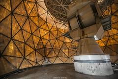 (Nutena) Tags: old belgium belgique urbanexploration radar decaying militaire abandonned urbex abandonn observatoire abm zonebraams braamszone