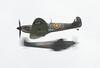Spitfire 3 20140914 (Steve TB) Tags: duxford spitfire imperialwarmuseum iwm bbmf duxfordairshow p7350 supermarinespitfireiia