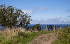 Gate to the Baltic Sea (Rainer Fritz) Tags: denmark balticsea ostsee bornholm hammeren