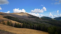 Wyoming hillsides. (Don Mosher Photography) Tags: landscapes wyoming