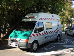 Ford Transit Ambulance SAAS SA (norway_medic) Tags: ford australia ambulance transit adelaide sa saas