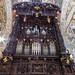 Organo monumentale, realizzato tra il 1608 e il 1617 dal bresciano Giuseppe Bulgarini