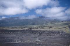 Hawai'i 1997 (patrikmloeff) Tags: world voyage travel usa holiday nature analog america landscape hawaii lava reisen holidays minolta earth urlaub natur insel american 1997 voyager bigisland analogue traveling monde amerika landschaft ferien vulcano reise welt vulkan erde amerikanisch saddleroad vulcanoes owyhee vulkane vulcanoisland verreisen schildvulkan vulcanoe vulkaninsel schildvulkane sattelstrasse