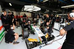 Formula One World Championship (billyboes) Tags: portrait italy italian f1 grandprix formulaone circuit formula1 gp monza autodromodimonza hlkenberg hulkenberg huelkenberg jm352 gp1413b