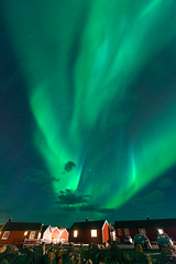 Lumière magique (Tonton Dave) Tags: norway lofoten auroraborealis norvège hamnoy auroreboréale