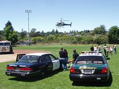 Santa Cruz County K9s (AirTrails) Tags: california santacruz ford scottsvalley police chp sheriff capitola k9 helicopeter crownvictoria californiahighwaypatrol