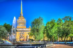 Admiralty Building (Kev Walker ¦ 8 Million Views..Thank You) Tags: museum stpetersburg russia hdr ethnography 2015 kevinwalker