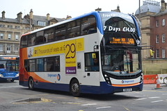 Stagecoach Merseyside & South Lancashire 10568 SN16OTD (Will Swain) Tags: liverpool 11th march 2017 merseyside north west city centre bus buses transport travel uk britain vehicle vehicles county country england english stagecoach south lancashire 10568 sn16otd