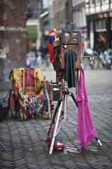 He's not there. Amsterdam 2017 (chrispage009) Tags: waag nieuwmarkt amsterdam streetphotography streetscenes