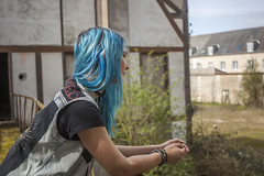_MG_3347 (LennyW) Tags: urbex france girl blue hair city canon 5d 5 d mark 2 ii mk2 mkii 2880 28 80 f3556 f35 35 f56 56 usm electric model digital eos