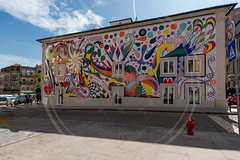 Fachada (JacsPhotoArt) Tags: ceuta grafits jacsilva joanavasconcelos porto azuleijos jacsphotoartgmailcom somvipgmailcom ©jacs jacsphotoart