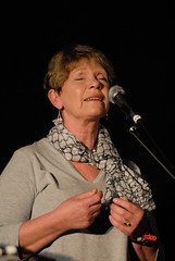 Ishbel MacAskill – Bards and Ballads – 10/10/06 (photo: Murdock Smith)