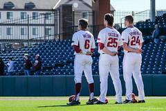 Louisiana-Monroe - Game 1-1 (Rhett Jefferson) Tags: arkansasrazorbacksbaseball chadspanberger dominictaccolini hunterwilson