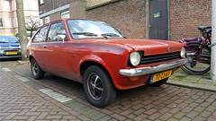 Opel Kadett City 1.2N (sjoerd.wijsman) Tags: zuidholland holanda olanda holland niederlande nederland thenetherlands netherlands paysbas carspot carspotting cars car voiture fahrzeug auto autos redcars red rood rot rouge hatch hatchback kadettc opelkadett opelkadettc opel c kadett opelkadettcity kadettcity city 73zj61 sidecode3 onk cwodlp den haag denhaag 05032017