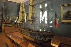 DSC_1416 (Martin Hronský) Tags: martinhronsky paris france museum nikon d300 summer 2011 trp military ships wooden decak geotagged