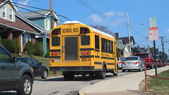 ABC Transit Bus 264 (Etienne Luu) Tags: transtech handy door wheelchair lift wheel chair handicap accessible bus school