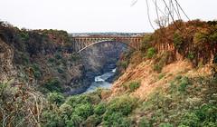 Have A Safe Jump ... (AnyMotion) Tags: victoriafallsbridge zambeziriver sambesi secondgorge bungeejumping landscape landschaft 2014 anymotion zambia sambia africa afrika travel reisen nature natur 6d canoneos6d landschaftsaufnahmen
