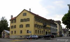 Frauenfeld - Ochsen (Jolanda Donné) Tags: stadtfrauenfeld frauenfeld thurgau schweiz ansichten mai mai2015 23052015 nikoncoolpixp610