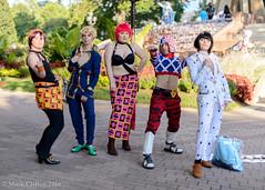 161001-2883 Anime Weekend Atlanta (WashuOtaku) Tags: 2016 50mmf14g anime animeweekendatlanta atlanta cosplay galleriagardens georgia jojosbizarreadventure nikond800