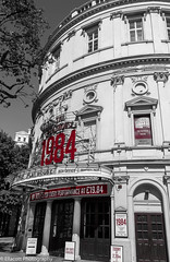 The Playhouse Theatre (Ellacott Photography) Tags: playhousetheatre westendtheatre westend theatre london architecture editing lightroom photography nikond3100