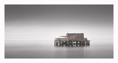 Ramshackle (Nick green2012) Tags: venice lagoon fishing hut 21 longexposure peacefull