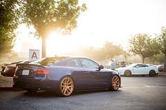 Audi A5 (JacobFricks) Tags: cars coffee nissan audi a5 irvine gtr s5