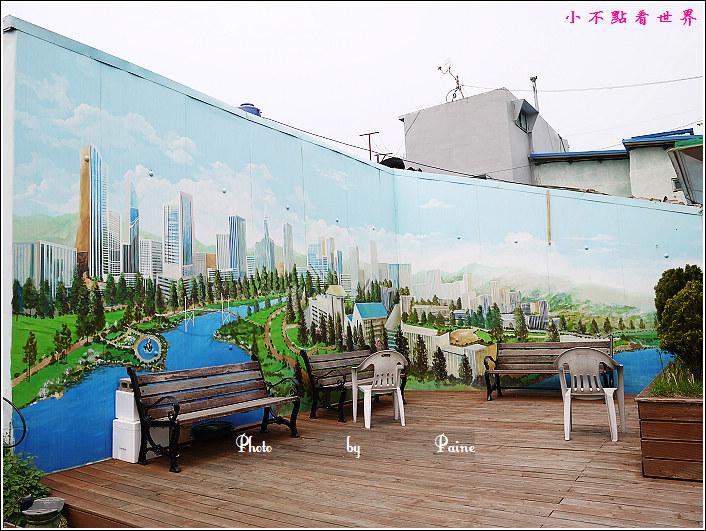 韓國釜山埋填地壁畫村매축지마을