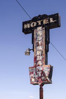 Village Motel and Restaurant, Atkins, VA