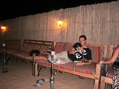 Visite d'un camp nomade dans le désert - Chicha (Πichael C.) Tags: city camp vacances holidays eau dubai uae landmark le ville dans unis visite tourisme chicha dun désert nomade dubaï arabes emirats