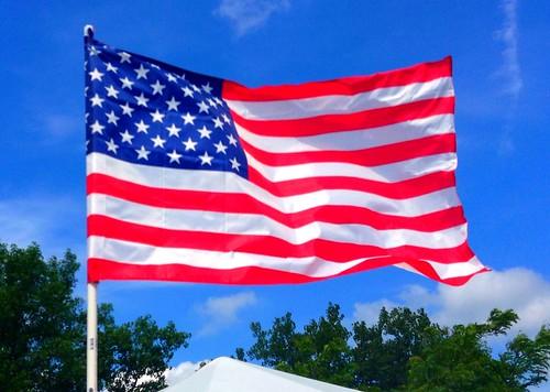 American US Flag, USA Flag, -