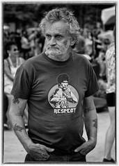 When are these people leaving? (JUSTBECVZ) Tags: street people vancouver meetup britishcolumbia local commercialdrive t3i 2014 italianday